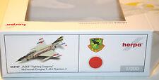 herpa 554787 JASDF McDonnell F-4EJ Phantom II 303 Hikotai Fighting Dragons 1:200