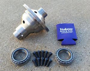 9-034-Ford-Yukon-Grizzly-Locker-35-Spline-9-Inch-Rearend-Axle-YGLF9-35-NEW