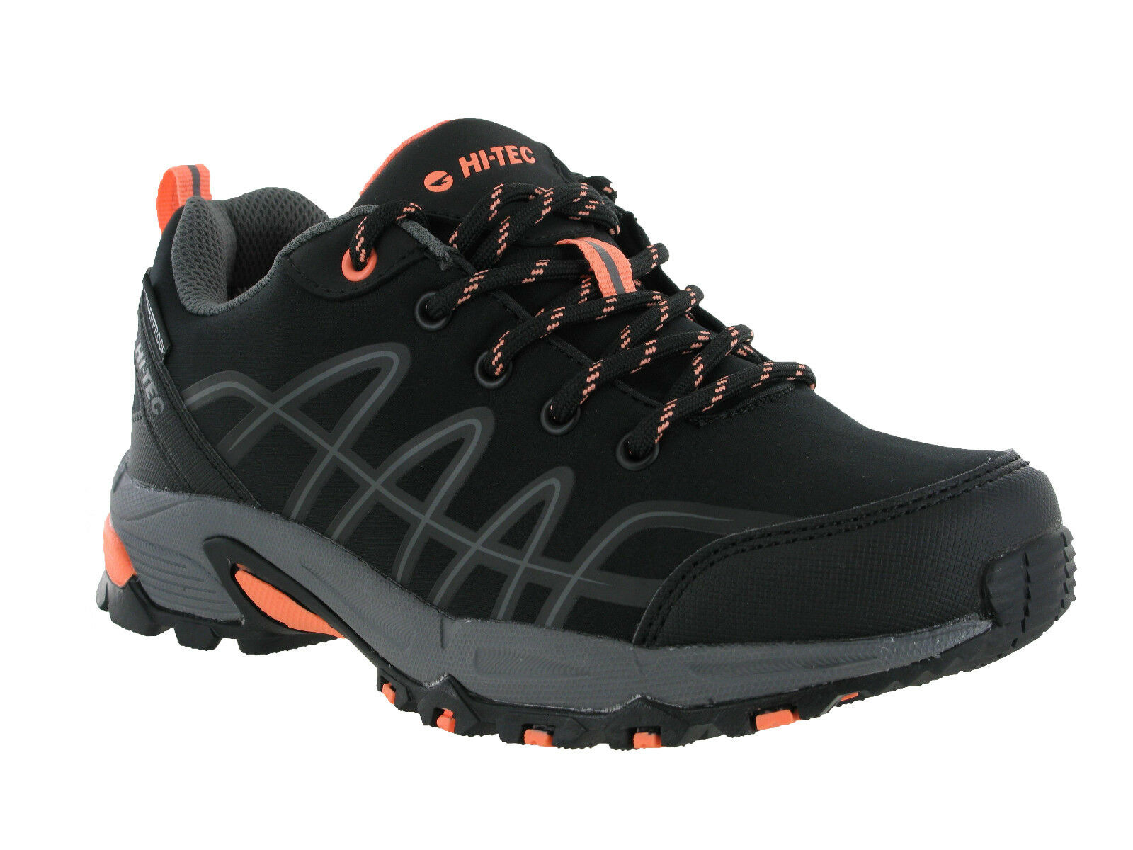 Hi-Tec Corvus Low Womens Waterproof Multi-Sport shoes UK4-8
