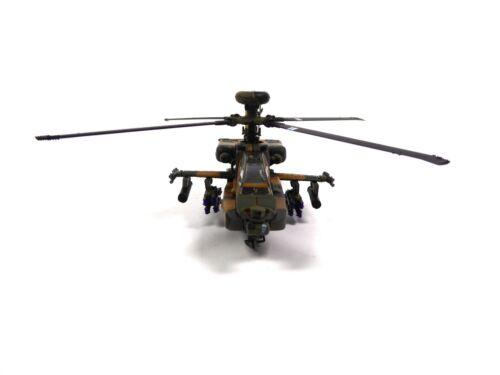 1:100 JGSDF Japan Army Militärfahrzeug SD03 Hubschrauber Boeing AH-64 Apache