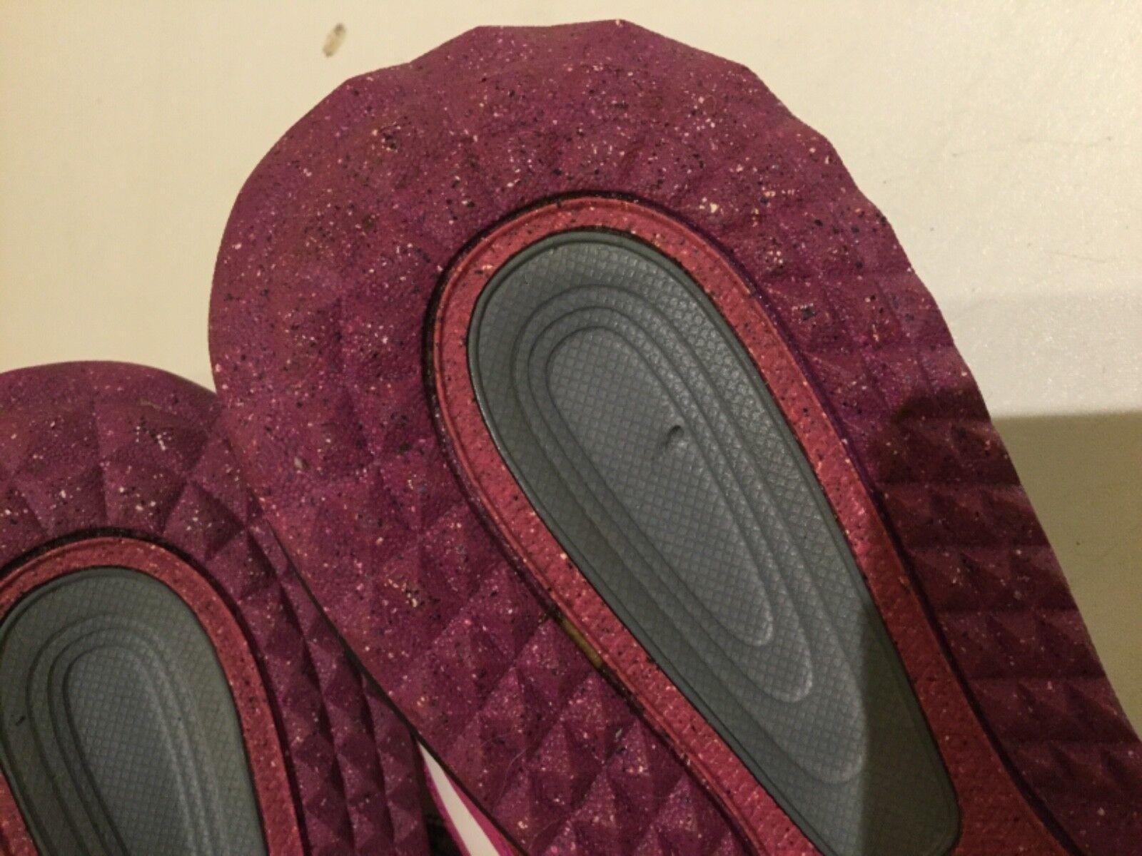 donna rosa viola nero doppia fusione in dimensioni 5 5 5 allenatori della nike 652869-011 | Imballaggio elegante e stabile  | diversità imballaggio  | Speciale Offerta  | Uomini/Donne Scarpa  eb9a7d