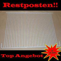 Rost Gitterboden Ablageboden Kühlschrank / Gefriergerät, Lange 418, Breite 248