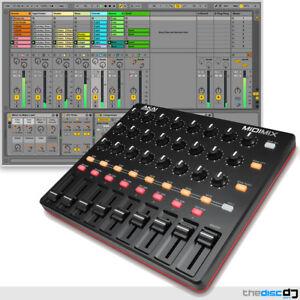 Akai-MidiMix-USB-Mixer-Controller-with-Ableton-Live-Lite