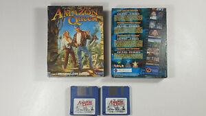 Flight-of-the-Amazon-Queen-Commodore-Amiga-Spiel-Big-Box-OVP-Boxed-Rar-Renegade