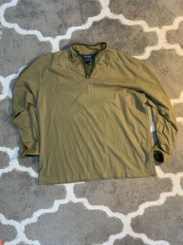 polo sport Half Zip Long Sleeve Size XL