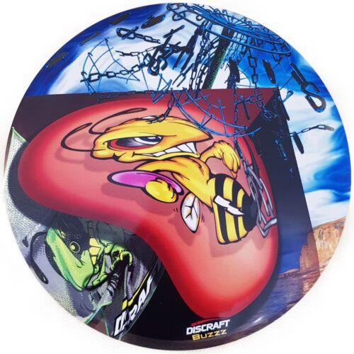 Motiv Discraft Buzzz Discgolf Midrange Supercolor Bali