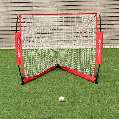 4' Portable Lacrosse Goal Net for Backyard Shooting In ...