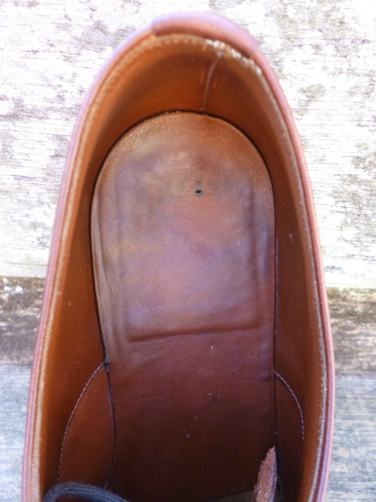 CHURCH – MASTERCLASS OXFORD –  BROWN – UK 8.5 – CHURCH LAWRENCE - EXCELLENT CONDITION 3d2ece