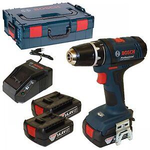 Bosch-Akkuschrauber-GSR-14-4-2-LI-3x-Akku-1-5-Ah-Lader-1820-CV-L-Boxx-Gr-2