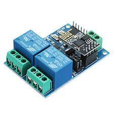 3x 5v Esp8266 Dual Wifi Relay Module Internet Of Things Smart Home Remote Switch
