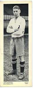 Lu173-100-Panel-Portraits-Ray-Westwood-Bolton-Wanderers-F-C-1934-VG