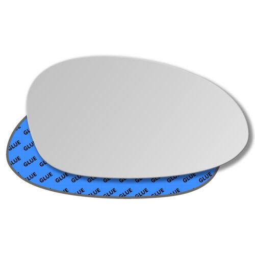 Derecha del pasajero cristal espejo exterior para bmw z4 e85 2002-2008