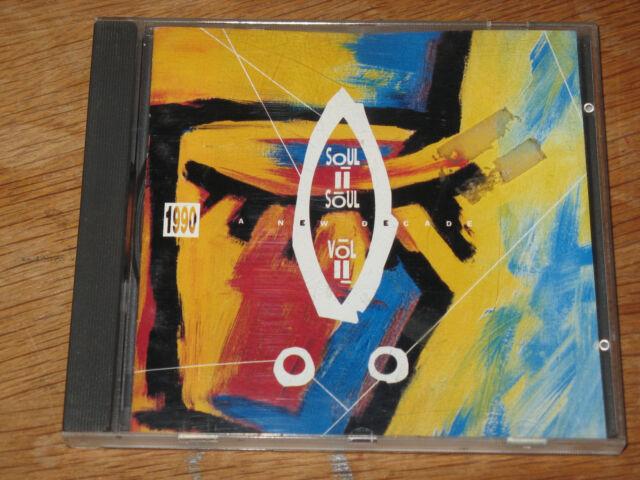 Soul II Soul Vol. II - 1990 A New Decade CD, 1990