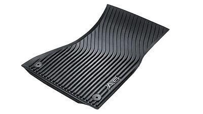 Audi Fußmatten vorn Gummi A6 2 Punkt Befestigung 4G1061501  041 4G