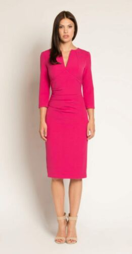 Fuschia G14 Eden 3 Pink Dress Maniche Row Lourdes 4 BZqqx81RYw