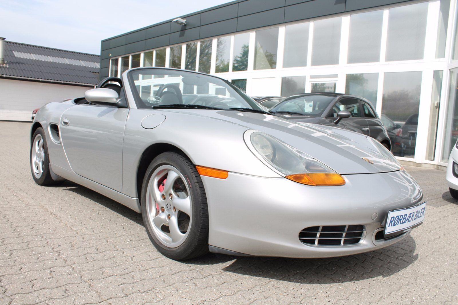 Porsche Boxster S 3,2  2d - 273.880 kr.