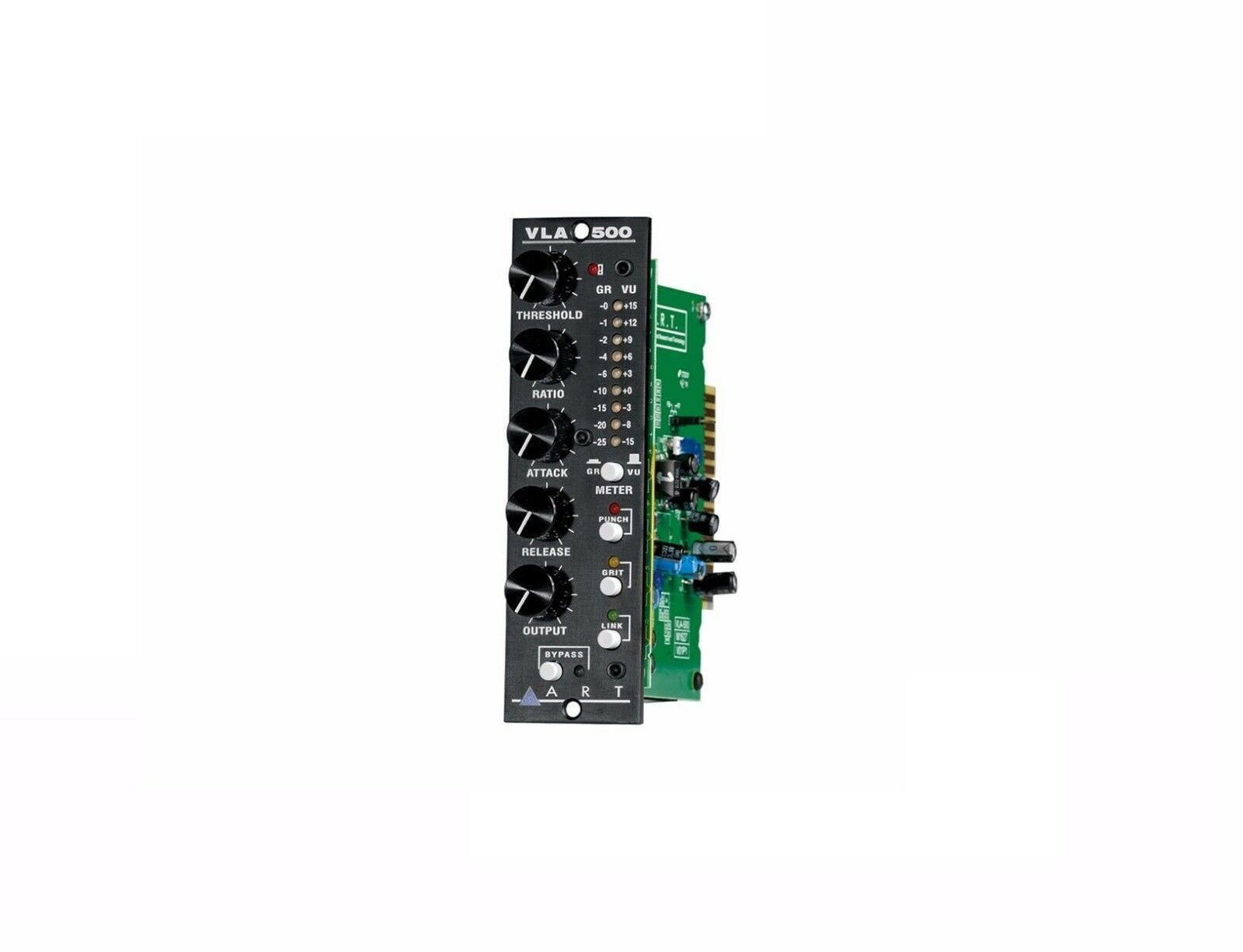 ART VLA-500 VCA-LESS VACTROL OPTO-COMPRESOR 500-SERIES API MODULE VLA500