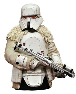 Gentle Giant Star Wars Range Trooper Bust 307/1000 NEW Statue