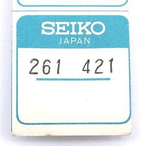 NOS-New-1-PC-Seiko-Parts-261-421-Piece-de-Rechange-261421-Original-Japan