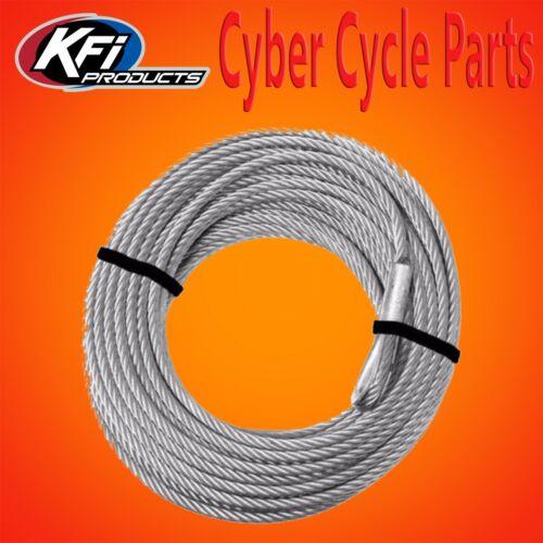 KFI UTV-CBL-4K 4000-5000lb Standard Replacement Cable for U4500 winch