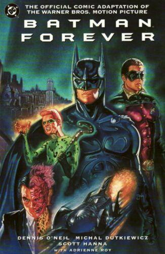 Batman Forever DC Comics