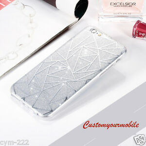 Diamand-Strass-Housse-Etui-Coque-iPhone-4-5-SE-6-7-Plus-Bling-Souple-luxe-Cover