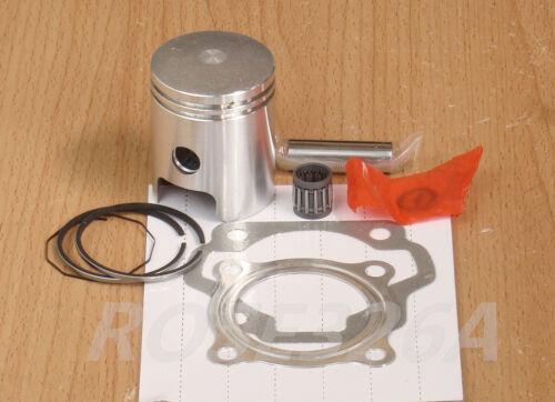 Yamaha Big Wheel 80 PW80 BW80 Piston W/ Ring Circlip Wrist Pin Bearing Gasket