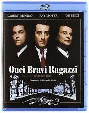 Blu Ray QUEI BRAVI RAGAZZI - 1990 (Robert De Niro)   ......NUOVO