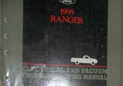 1995 ford ranger electrical wiring diagrams troubleshooting vacuum image is loading 1995 ford ranger electrical wiring diagrams troubleshooting vacuum