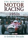 The History Of Motor Racing 1950's (DVD, 2008)