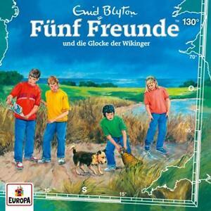 FUNF-FREUNDE-130-UND-DIE-GLOCKE-DER-WIKINGER-CD-NEU