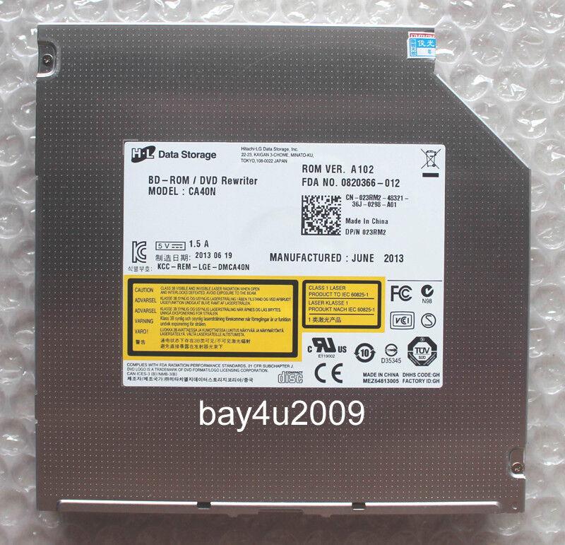 Hl Ca40n 6x Bd Rom Blu Ray Combo Drive 3d Player 127mm Slot In Dvd Rw Burner