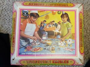 Details about Vintage Incredible Edibles Featuring Kooky Kakes by Mattel  1967