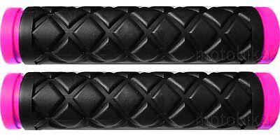 FOR HONDA ATV TRX 300EX 400EX 400EX 450EX 700XX HANDLE BAR GRIPS NEW 7//8 X 4 1//2