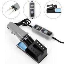 Portable 938d Mini Hot Tweezers Soldering Station For Bga Smd Repair 200480c