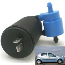 Fiat Punto 176L Variant2 Front /& Rear Twin Outlet Windscreen Window Washer Pump