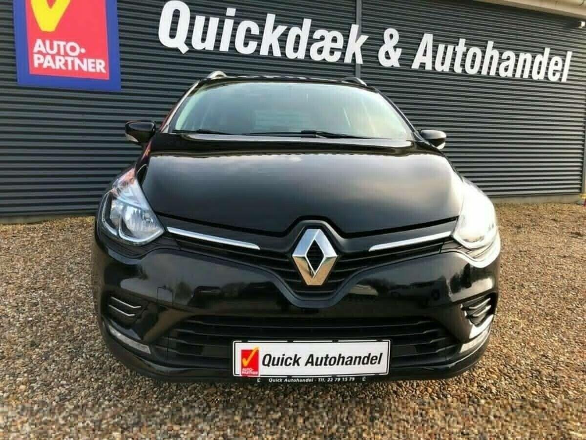 Renault Clio IV 1,2 16V Life ST 5d