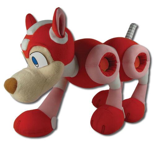 *NEW* Mega Man 10 Rush Plush