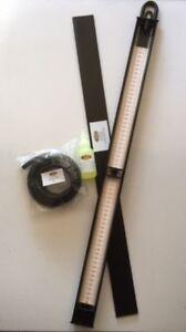 24-034-60mb-U-Messgeraet-Manometer-C-W-Neopren-Schlauch-und-Fluessig-60ml-99-846
