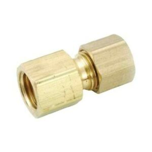 Shop For Cheap 54822-0606 3/8inin Flare Adapter X 3/8inin Compression Adapter Home Improvement