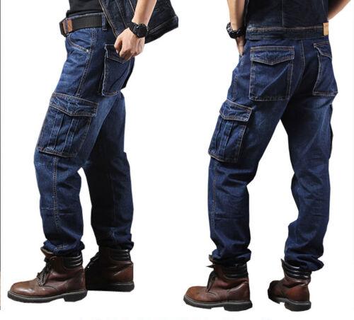 Ropa Calzado Y Complementos Pantalon Vaquero Magic Para Hombre Jeans Cargo Pantalones De Combate Trabajo Pantalones Tacticos Bolsillos Bulldoggin