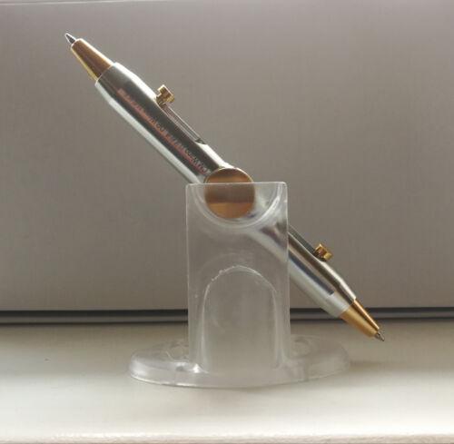 4 Free ink refill/'s UK Gold Fidget Spinner Pen Hand Finger Toy Kids Gift Set