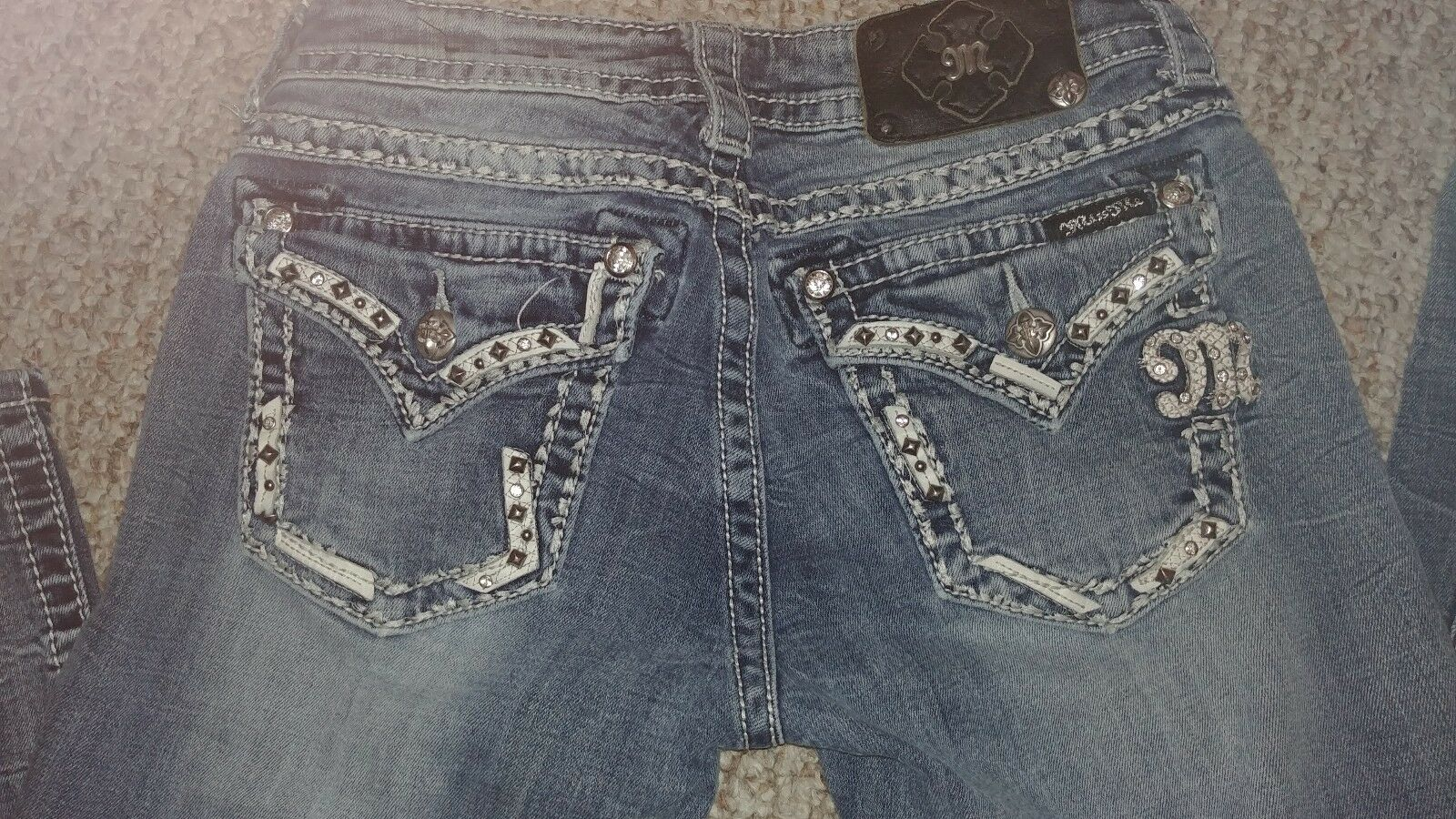 Miss Me jeans size 27 used good condition
