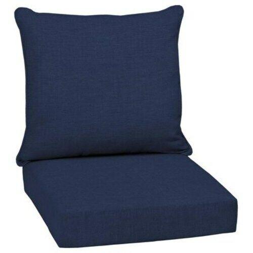 Deep Seat Cushion 2 Piece Polyester