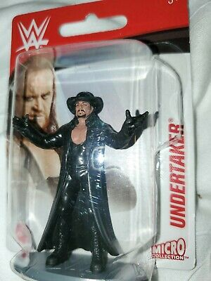 "Braun Strowman WWE 3/"" Action Figure Mattel Wrestling New Sealed Micro Collection"