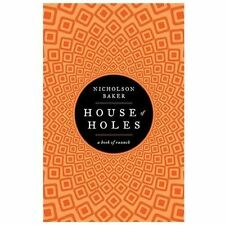 House of Holes-ExLibrary