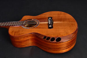 Merida-034-Venus-034-Acoustic-Guitar-Solid-Koa-Top