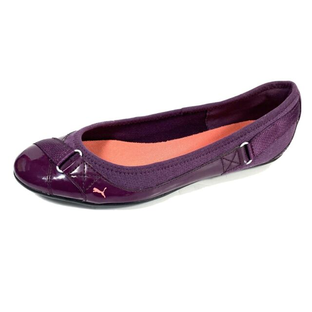 Puma Bixley Women's Ballet Flats Purple