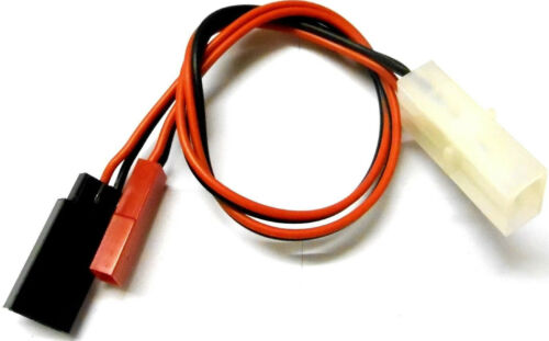C7021 Passend Junior Jst Buchsenstecker 7,2 V Tamiya Buchse Batterie Umbau