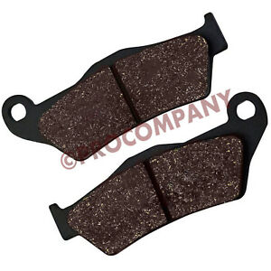 Six Days 11-12 2T REPLICA FRONT FULL SET DISC BRAKE PADS KTM EXC 125 EXC125